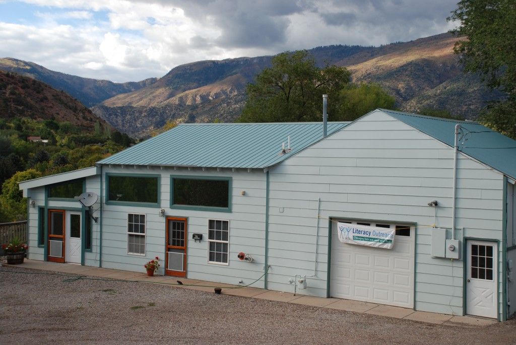 Thanks to an anonymous donor we will be moving to the new building in March of 2013.
